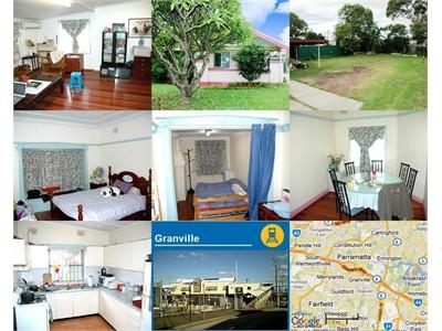 For Rent Accommodation – Granville / Parramatta