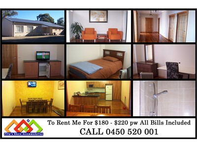 Luxury Share Accommodation