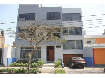 Lino Family House in Lima Peru