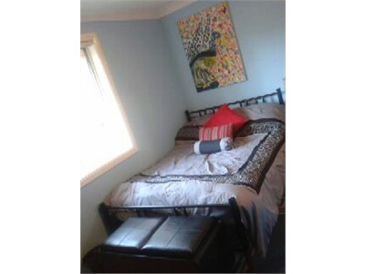 Hi there,I have a full furnished room{ Queen sized bed, Desk ,Tall boy