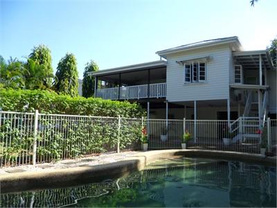 Parramatta Park- central to Cairns