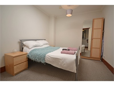Double bedroom comes with en suite bathroom, this apartment is lovely.