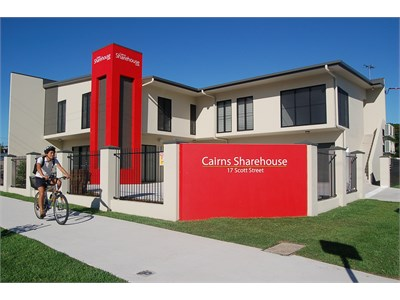 www.cairns-sharehouse.com - Modern, clean, central