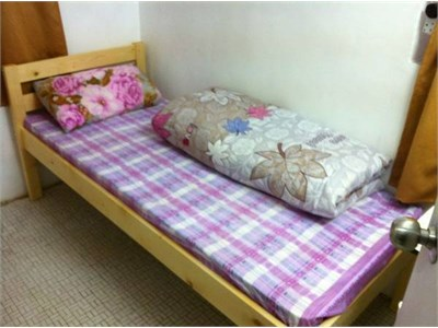 Neatly furnished & well - maintained room