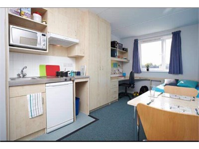 Studio Room available at Broadgate Park