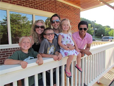 My International Family - Host Families in Houston!