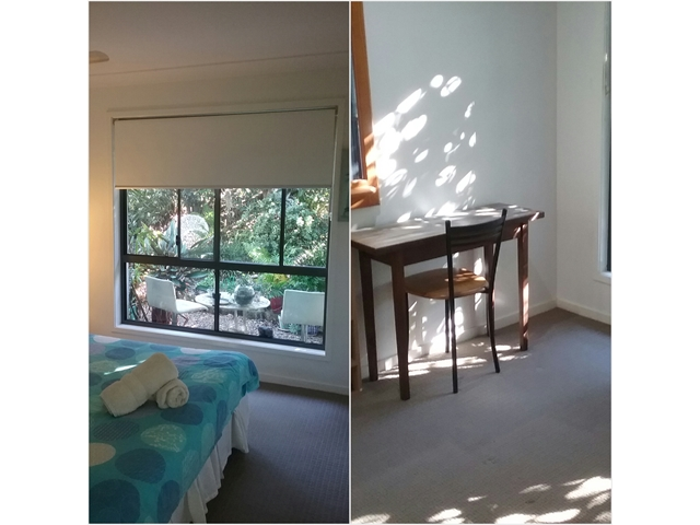 2 student or couple in 2 rooms